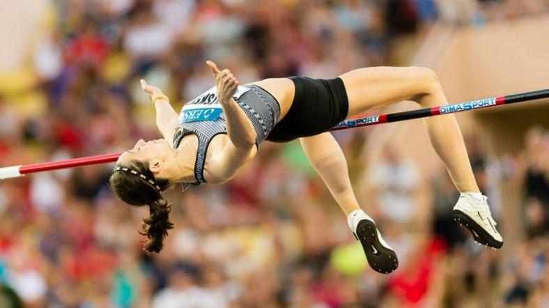 Salto em altura - atletismo