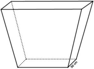 Tronco de pirâmide exercício