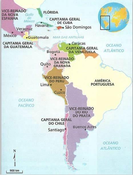 Vice-reinos espanhóis