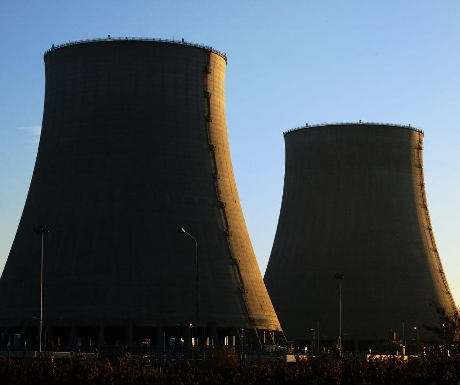radioisótopos também são utilizados na energia nuclear