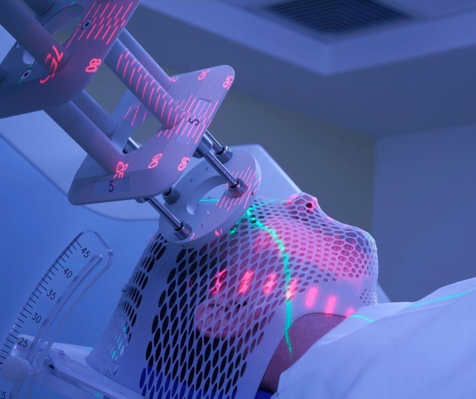 Exemplo onde radioisótopos são utilizados seja na saúde ou na estética
