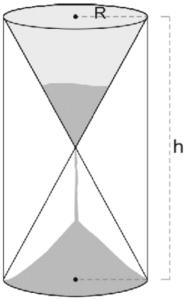 Exercício circunscrição e inscrição de sólidos