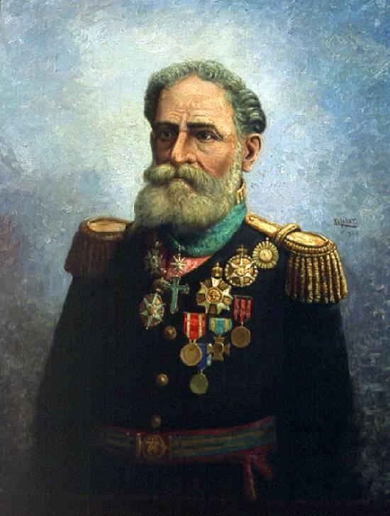 Retrato de Deodoro da Fonseca