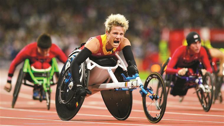 As diversas modalidades de esportes paralímpicos são importantes formas de visibilizar as pessoas com deficiência.