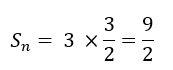 Exemplo de soma dos termos de uma pg infinita