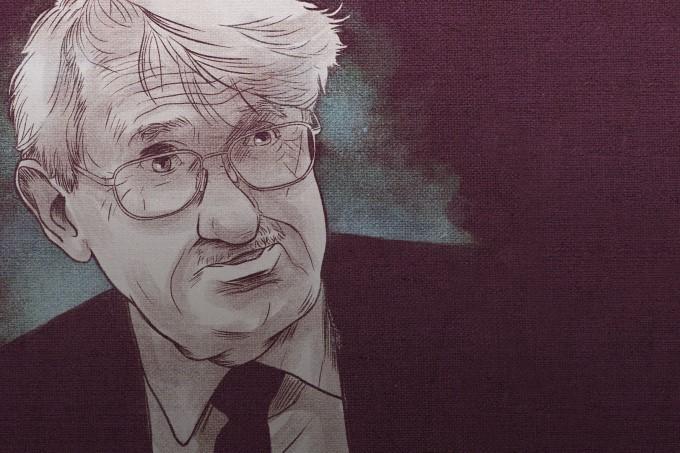 Jürgen Habermas é um Filósofo e Sociólogo alemão, adepto da Teoria Crítica e herdeiro do pensamento Marxista do século XX. -