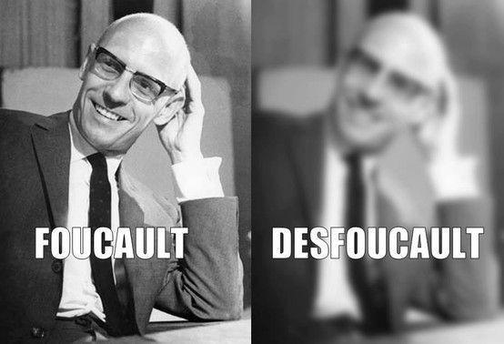 Michel Foucault foi um filósofo, historiador, teórico social, filólogo, crítico literário, arqueólogo dos saberes, mestre Pokémon (#SQN) e professor da cátedra História dos Sistemas do Pensamento, no célebre Collège de France, de 1970 até 1984, ano da sua morte.