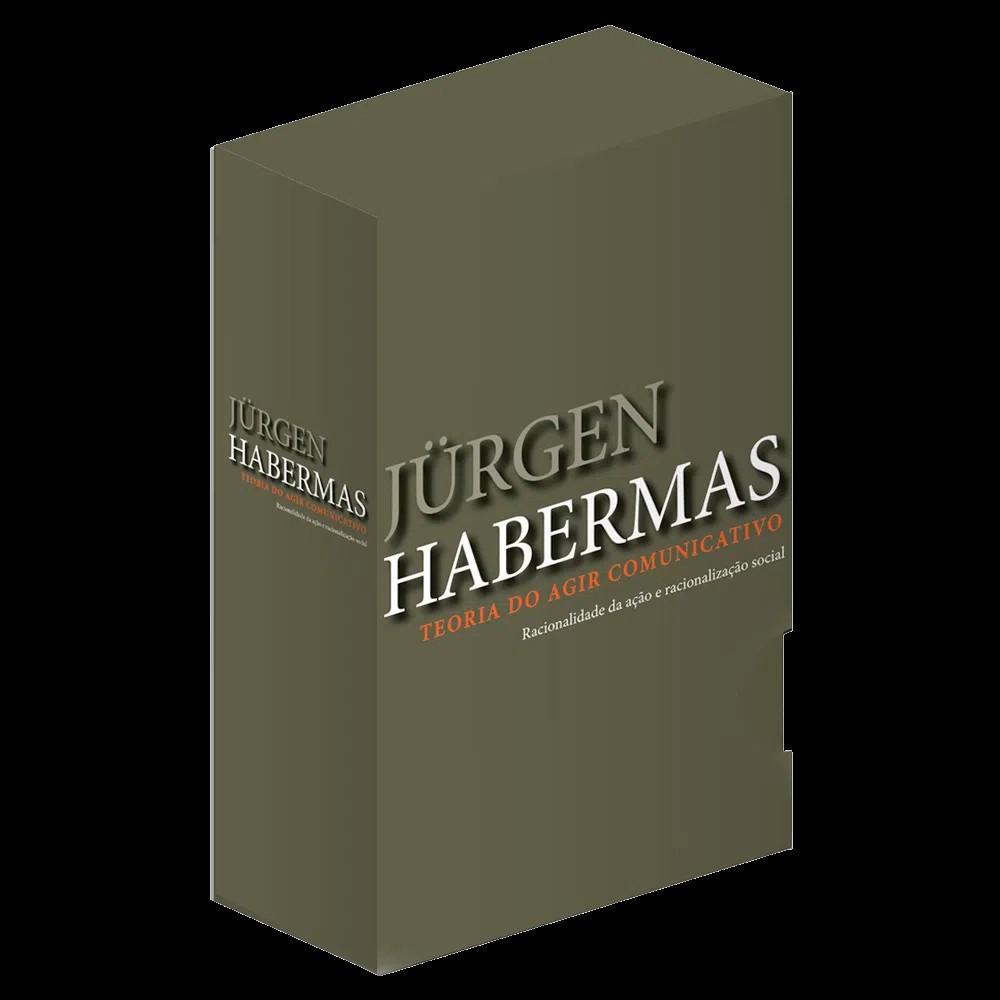 O pensamento de Habermas dialoga com múltiplos autores de diferentes perspectivas teóricas, muitas das quais divergem de suas ideias. Além do Marxismo, há também uma interação com o Positivismo, o Pragmatismo e obviamente com a Escola de Frankfurt.