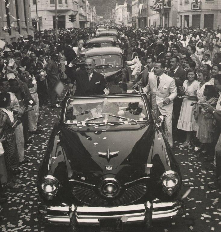 Getúlio Vargas - Industrialização no Brasil