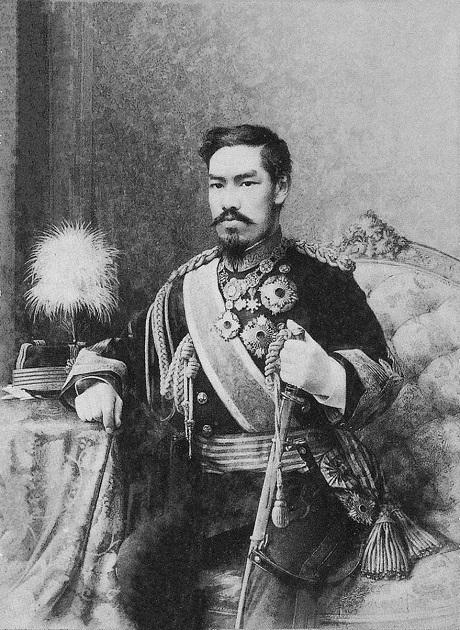Imperador Meiji - Imperialismo japonês
