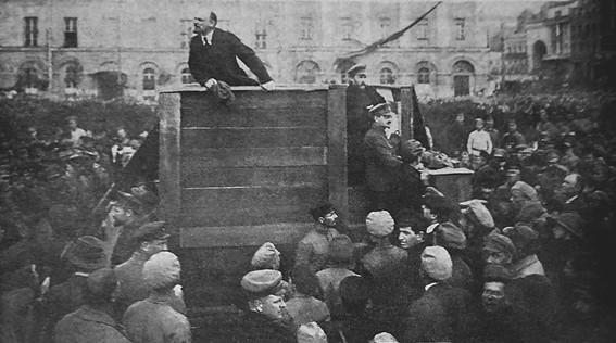 Lênin - Revolução Russa