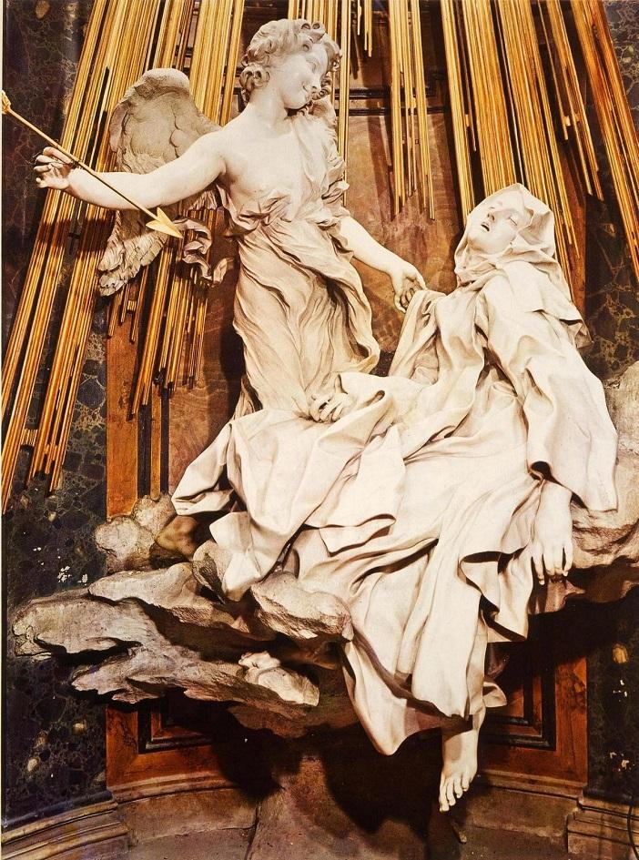 O êxtase de Santa Teresa - Arte Barroca