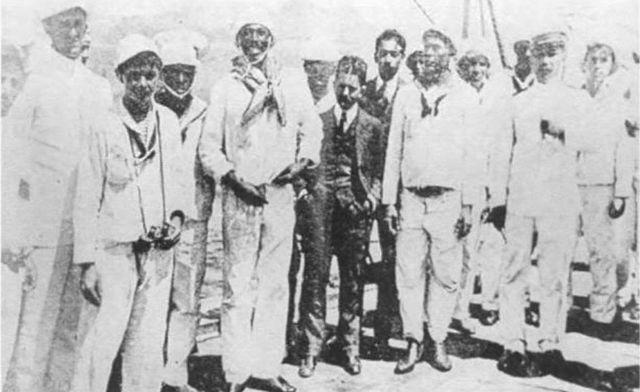 Revolta da Chibata - Revoltas da Primeira República