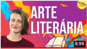 Arte e Literatura no Enem - Aulão com o que mais cai
