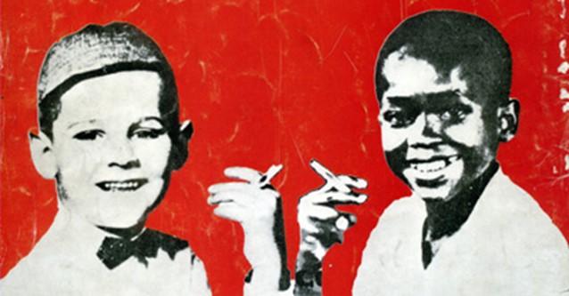 Crianças em propaganda de cigarro - Piaget
