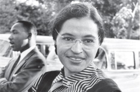 Simulado - Rosa Parks