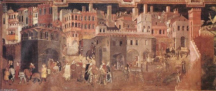 Burgo - Alta Idade média