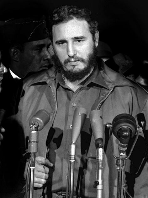 Fidel Castro - Revolução Cubana