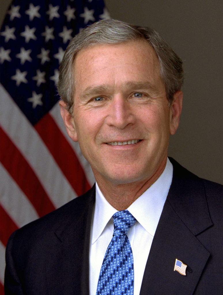 George W Bush - 11 de setembro