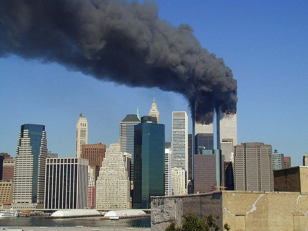 World Trade Center em 11 de setembro