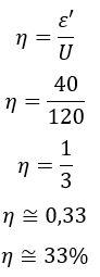 Cálculo de rendimento
