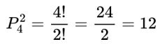 Cálculo de permutação
