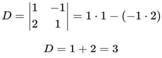 Determinante de uma matriz