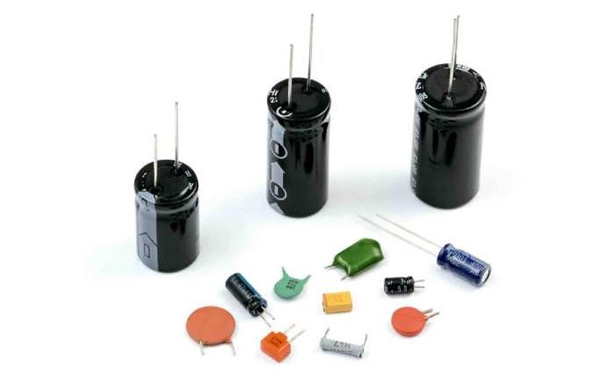 Exemplos de capacitor