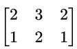 Sistemas lineares e matrizes aumentadas